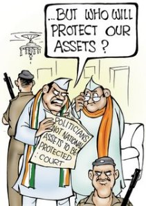 Cynical View Of The Indian Politician