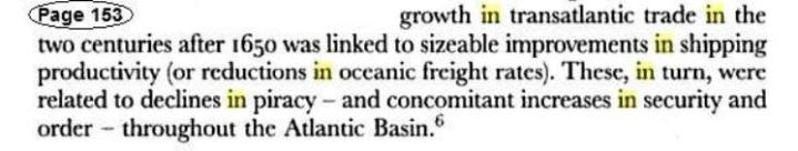 Extract on Piracy - Cultures of Exchange: Atlantic Africa in the Era of the Slave Trade By David Richardson; from  Transactions of the Royal Historical ... - Ian W. Archer - Google Books 2011-10-09 19-27-47.