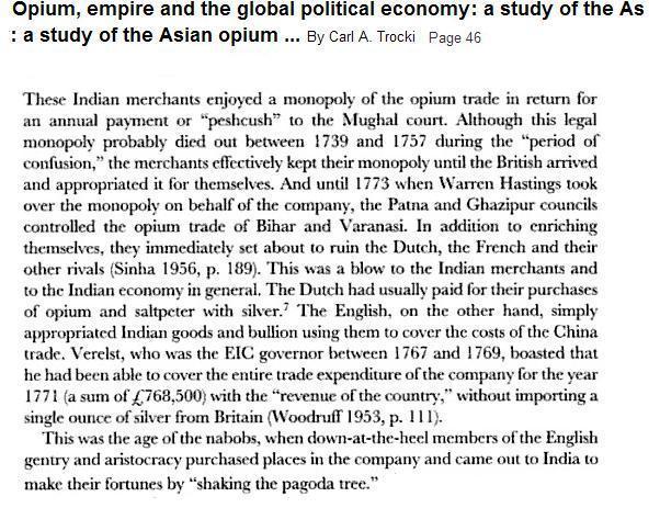 Opium, empire and the global ... - Carl A. Trocki - Google Books 2011-10-13 21-14-12