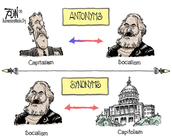 an analysis of the concept of socialism versus capitalism The nature and value of economics and capitalism versus the anarchic concept of the failure of socialism and success of capitalism as proof of the.