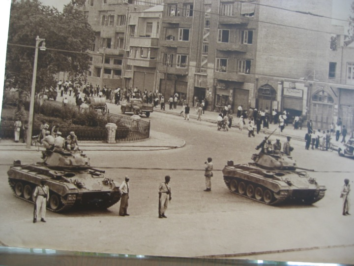 August 1953: Scenes from the coup that Iran will not forget.